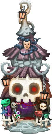 Halloween Mask Shop - Happy Street Wiki