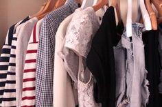 Garde-robe minimale : mes 40 pièces - Lemon Coco / super article, dans la tendance Zero déchets, minimalisme, désencombrement