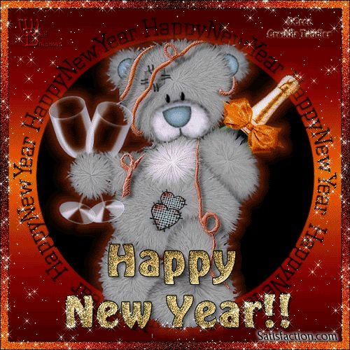 TATTY HAPPY NEW YEAR - GIF
