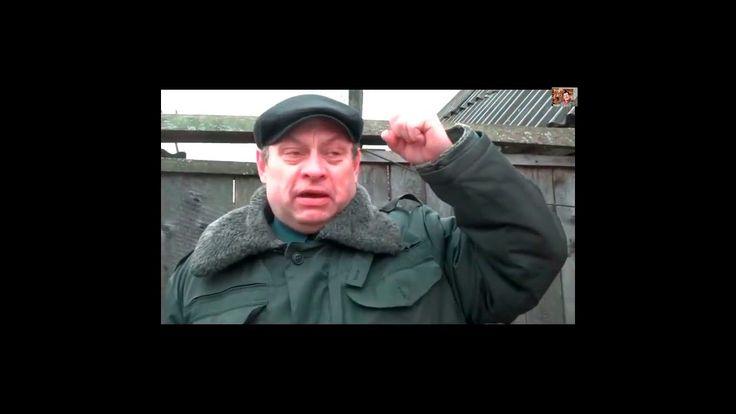 Глава Н И  Казаков /2004-2010  г.г./ и его мини- ферма.Автор Олег Козлов...