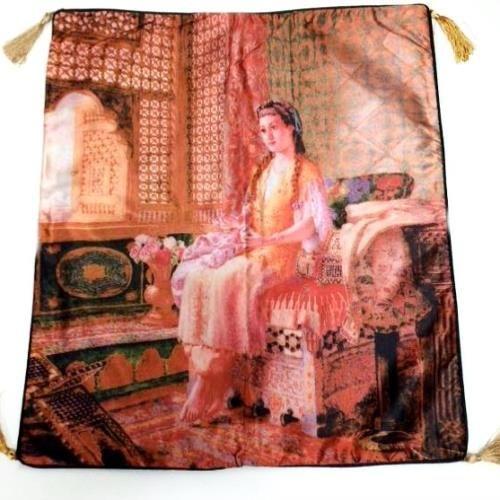 Osmanlıda Kadın Yastık Kılıfı Evinizin en güzel köşesini süsleyen koltuklarınızda yada yataklarınızın üzerinde kullanabileceğinizOsmanlıda Kadın Yastık Kılıfıkaliteli baskısı ile sizlerle.…