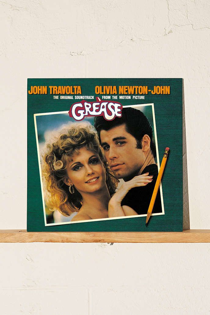 Various Artists - Grease Original Soundtrack - Urban Outfitters