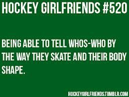 the hockey girlfriends tumblr - Google Search
