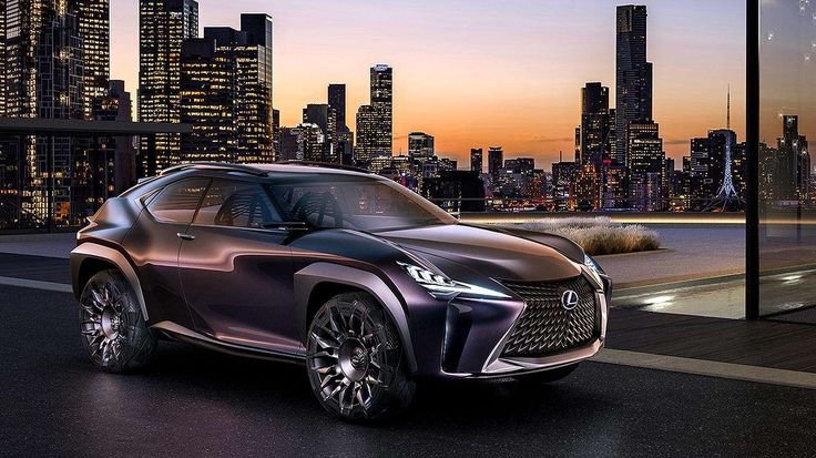 Estimated release date: N/A Estimated price: N/A Lexus unveiled the striking UX compact crossover la... - Toyota Motor Sales, U.S.A., Inc.