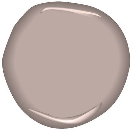 "Sedating color for a bedroom. ""Sleepy Time"", By Kate. Benjamin Moore Lost Locket CSP-410"