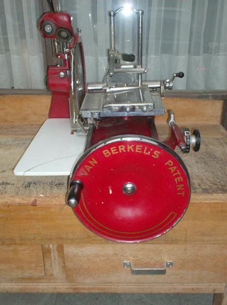 17 beste afbeeldingen over Berkel Snijmachine en