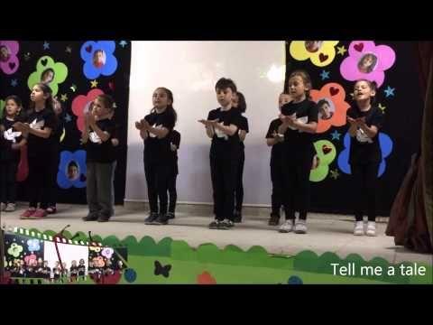 Okuma Bayramı Gösterisi - HAYDİ - YouTube