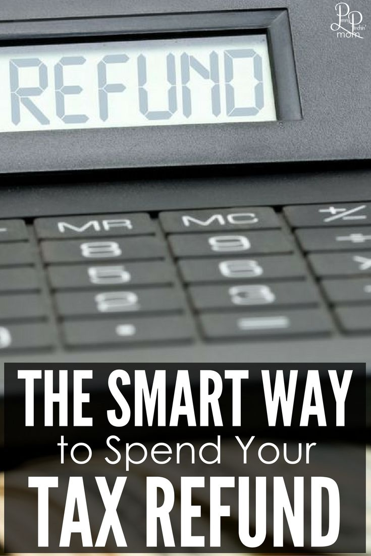 This is the Smart Way to Use Your Tax Refund - don't just blow it - do this instead!!