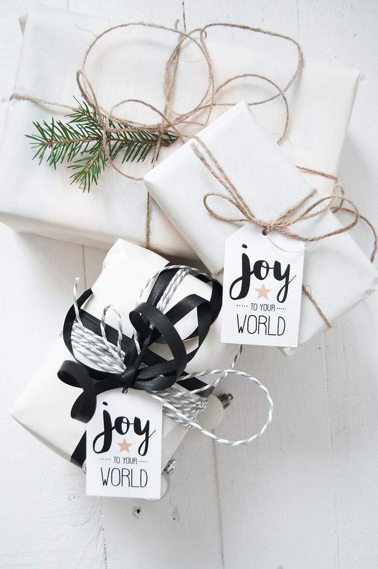 Pakettikortit joululahjoihin