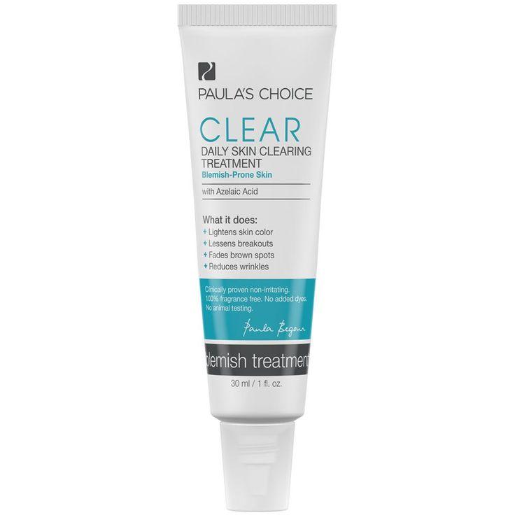 PAULA'S CHOICE CLEAR DAILY SKIN-CLEARING TREATMENT AZELAIC ACID + BHA  399 kr från Skincity