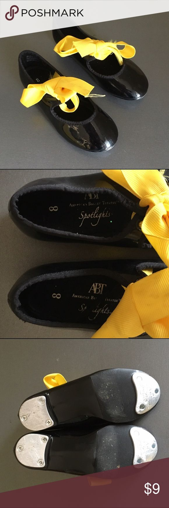 Kids | Like new! American Ballet Theatre Tap Shoes Kids | Like new! American Ballet Theatre tap shoes worn 1x for a performance. American Ballet Theatre Shoes
