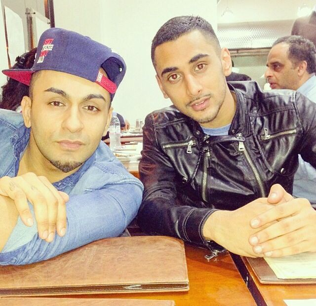 Kamal Raja and Sahil Raja brother love