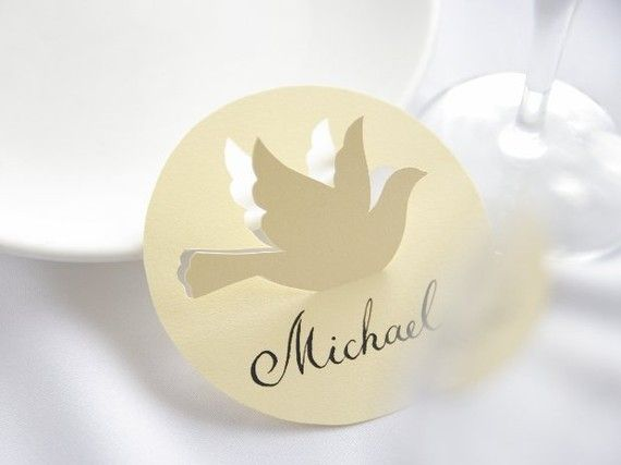 Hey, I found this really awesome Etsy listing at http://www.etsy.com/listing/74420647/50-place-cards-dove-original-calligraphy