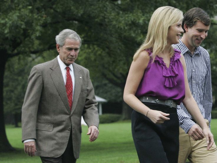 George W. Bush's Daughters Are Not Republicans