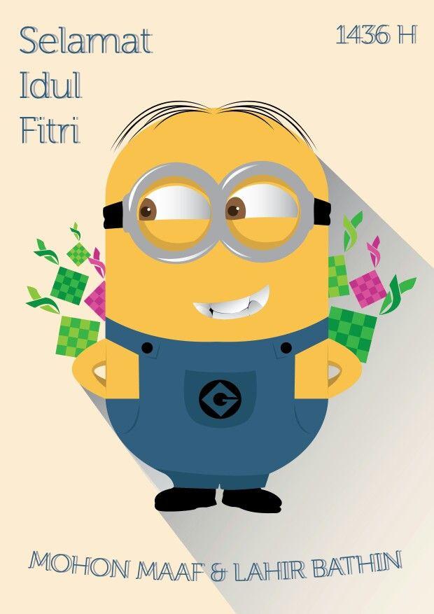 Selamat Idul Fitri 1436H | #vector #illustration