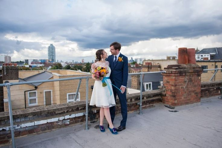 stormclouds wedding photos | One Friendly Place wedding photographer