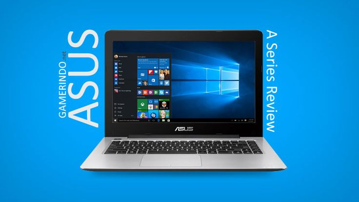 Review ASUS A456UF Laptop Elegan Using New Technology