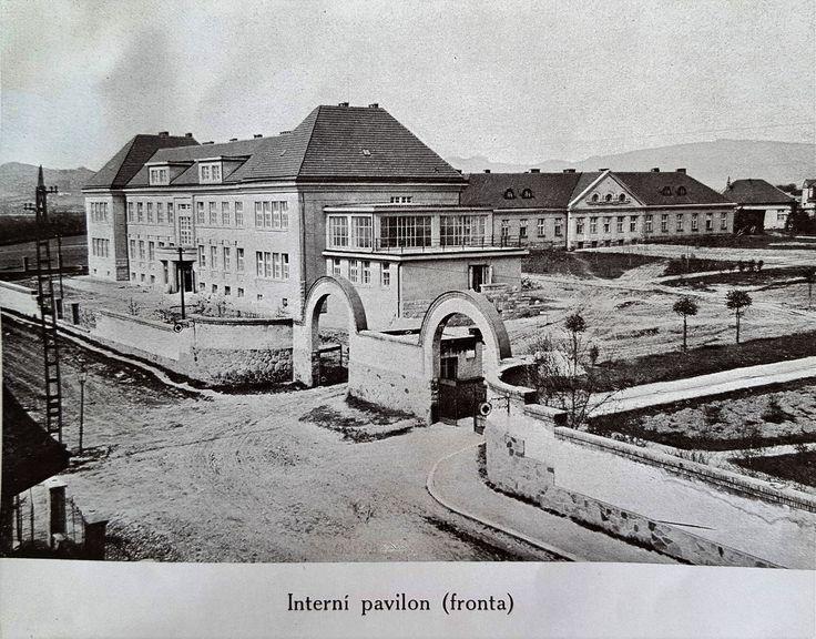 New Internal Medicine Pavilion (1930)