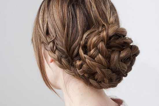 love all of these braided hair styles
