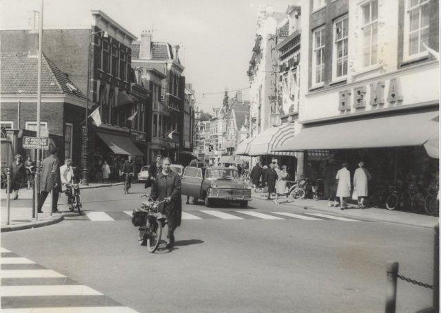 Kruisstraat bij de Krocht 1966