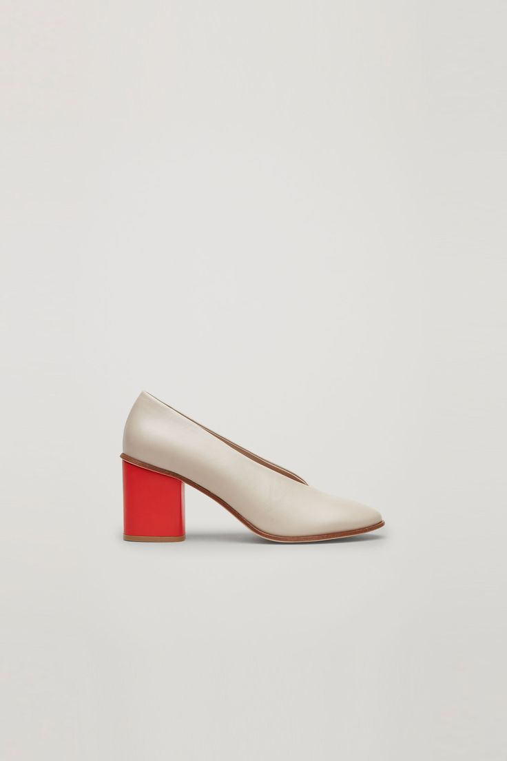 COS | Chunky heel pumps