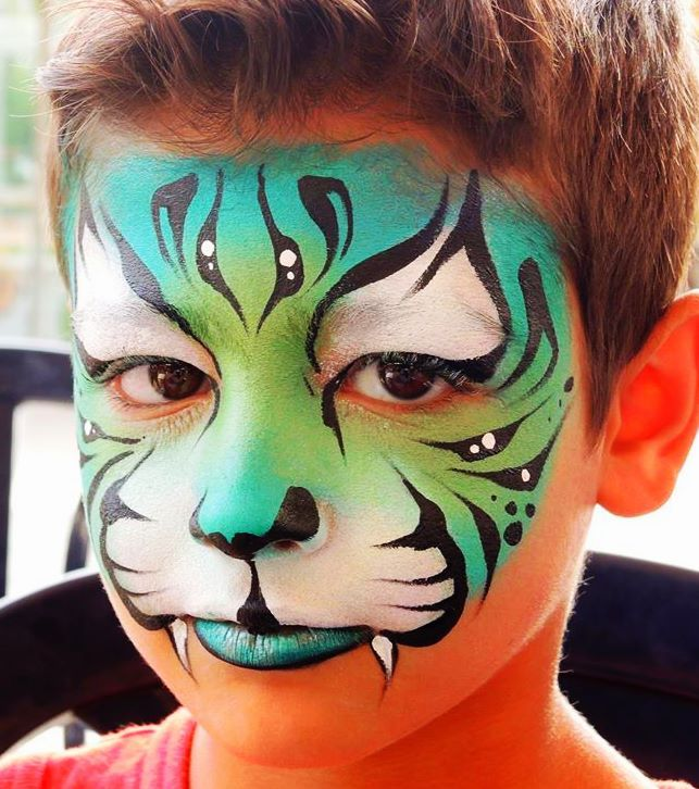 17 Best images about face painting on Pinterest | Face ...