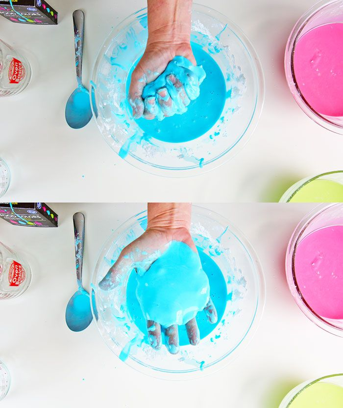 Learn how to make oobleck, a fascinating science experiment for kids of all ages that uses two simple ingredients: cornstarch and water.