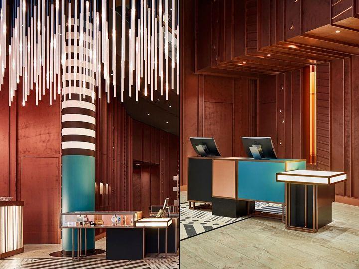 Hotel Pullman Berlin Schweizerhof Interior By Sundukovy Sisters