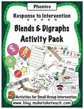 response to intervention writing activities