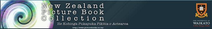 New Zealand Picture Book Collection.  Wow, cool, with ideas on how to bring in activities relating to the book..