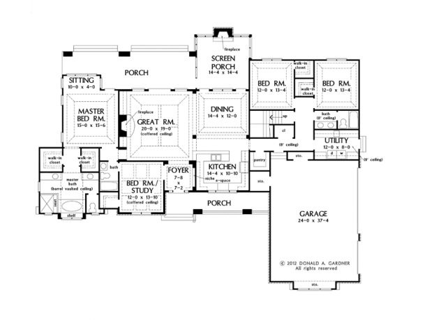 1000 Images About House Plans 2 000 Sq Ft 3 000 On Pinterest 3