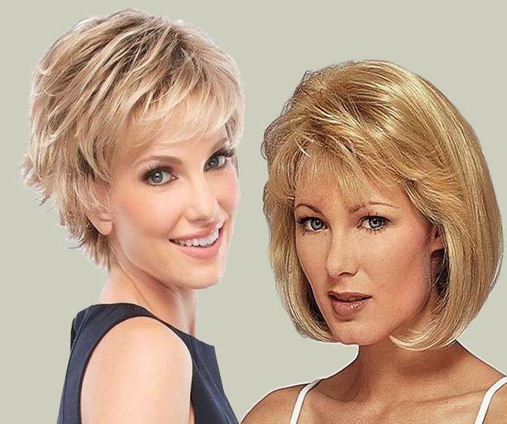 Beste 12 Frisuren für Frauen über 40   #beauty #einfache #frisuren #party #sch… –