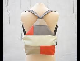 Resultado de imagen para mochila hecha a mano