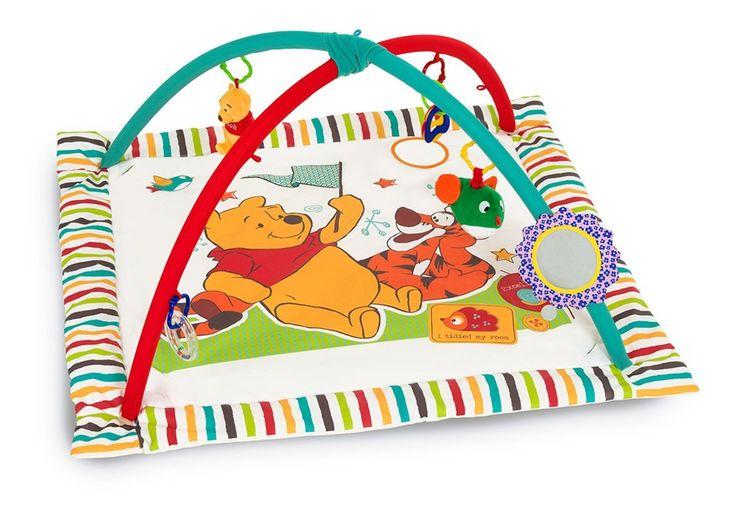 Kjøp Disney Peter Plys Babygym Tidy Time | Leker Babylek | Jollyroom