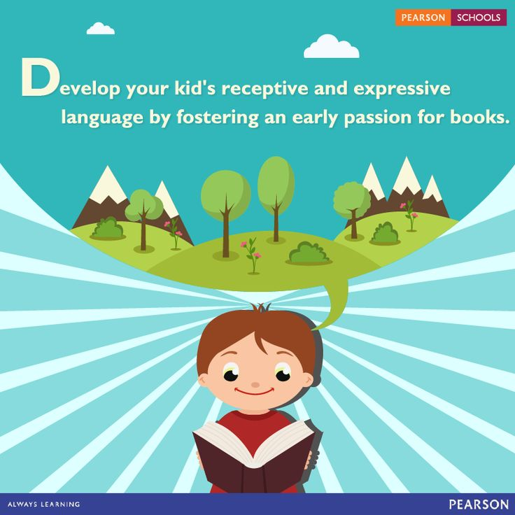Get your children, books with large and colorful pictures and read it to them by modulating the tone of your voice. Simplify, elaborate the story lines and encourage your children to talk about the book. #LearningMadeEasy