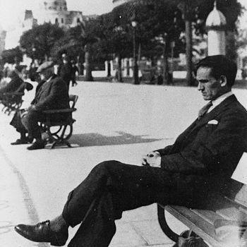 Vallejo en Niza PAGINA DE: poetas y poemas varios