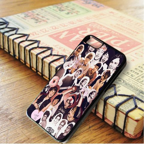 5sos Band Music iPhone SE Case