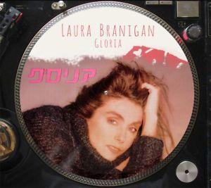 Laura-Branigan-Gloria-Mega-Rare-12-034-Picture-Disc-Japan-Maxi-LP-NM-ITALO-DISCO