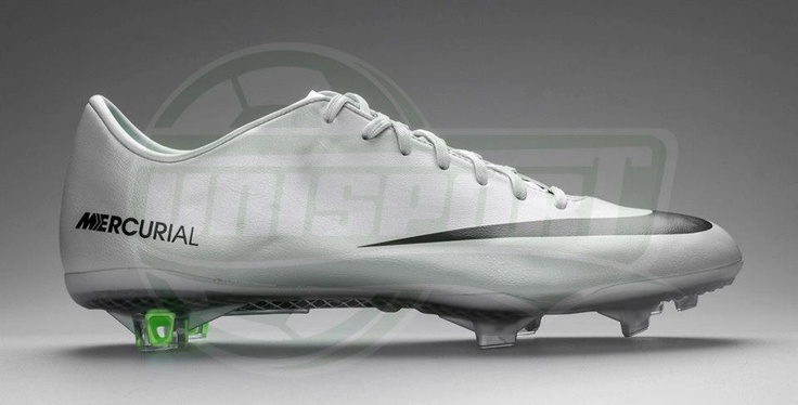Nike - Mercurial Vapor IX Chrome/Black/Green