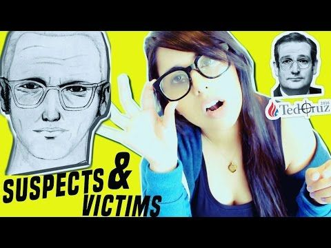 THE ZODIAC KILLER: HIS STORY, VICTIMS AND SUSPECTS- YES TED CRUZ TOO #thezodiackiller #zodiackiller #youtube #youtuber #video #serialkillers #creepy #storytime