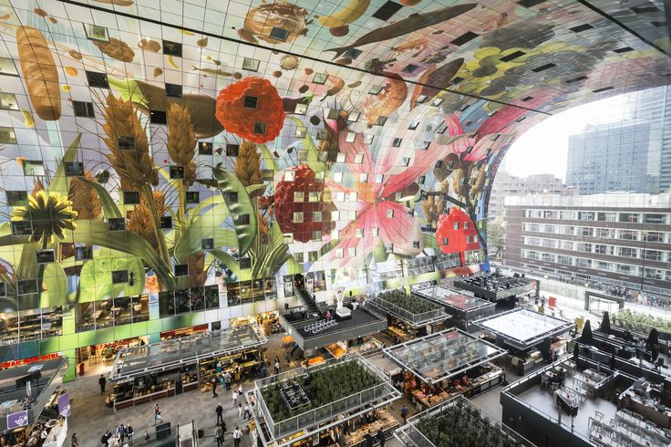 Beautiful Food Markets from Around the Globe Photos | Architectural Digest