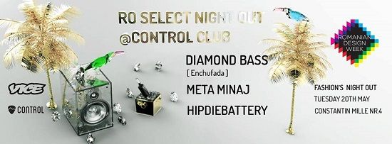 Ro Select Night Out with Diamond Bass
