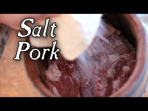 Baked Beans - 18th Century Cooking Series at Jas Townsend and Son - YouTube