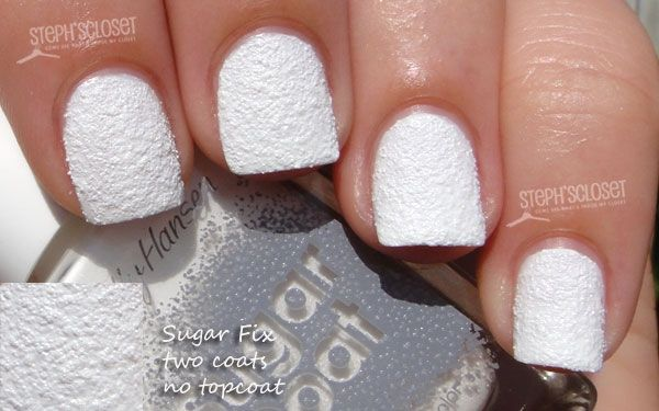 Sally Hansen Sugar Fix Nail Polish