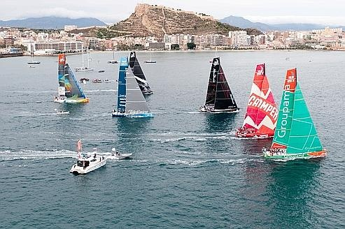 Volvo Ocean Race - coming to Miami!