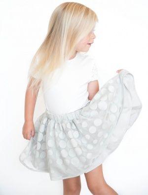 Buy Carbon Soldier Poppy Skirt