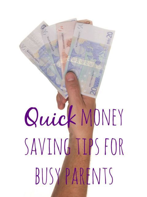quick money saving tips for parents on a budget simple thrifty tips