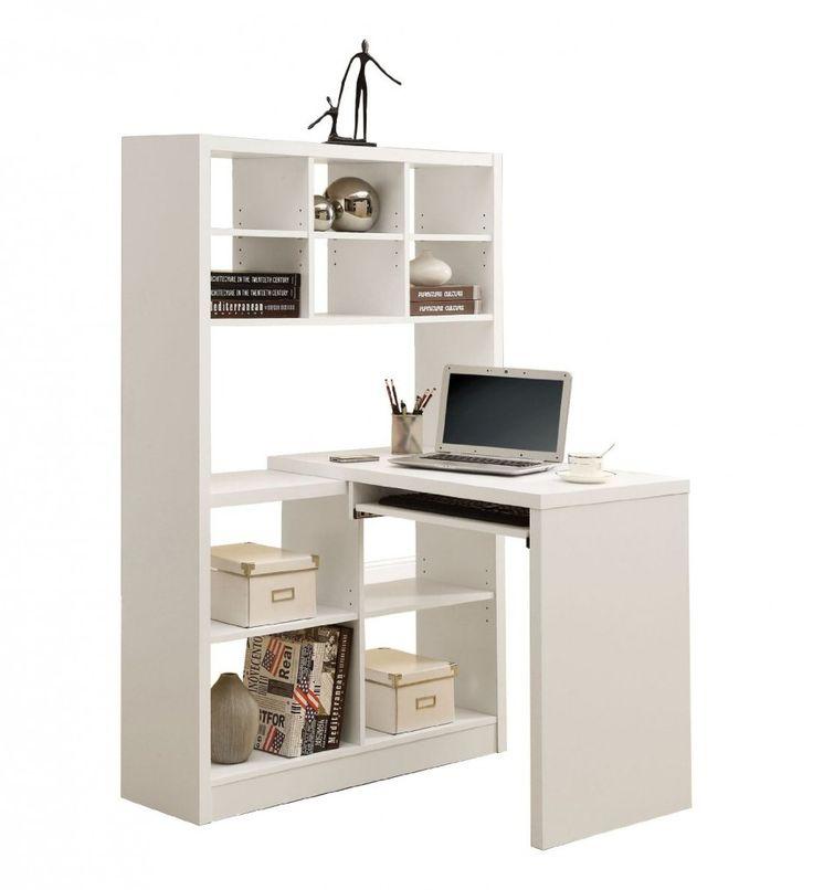 White Wood Office Desk