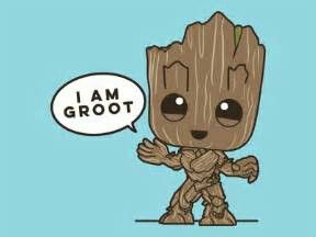 dribble.com I am losing my mind over Groot.