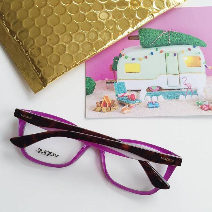 Pleasantly purple. Repost from @vogueeyewear #glasses #specs #yycfashion #yycstyle #yyc #calgary #vogue #highfashion